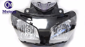 Mutazu Premium Quality Headlight assembly for Honda CBR500R 2013 2014 2015