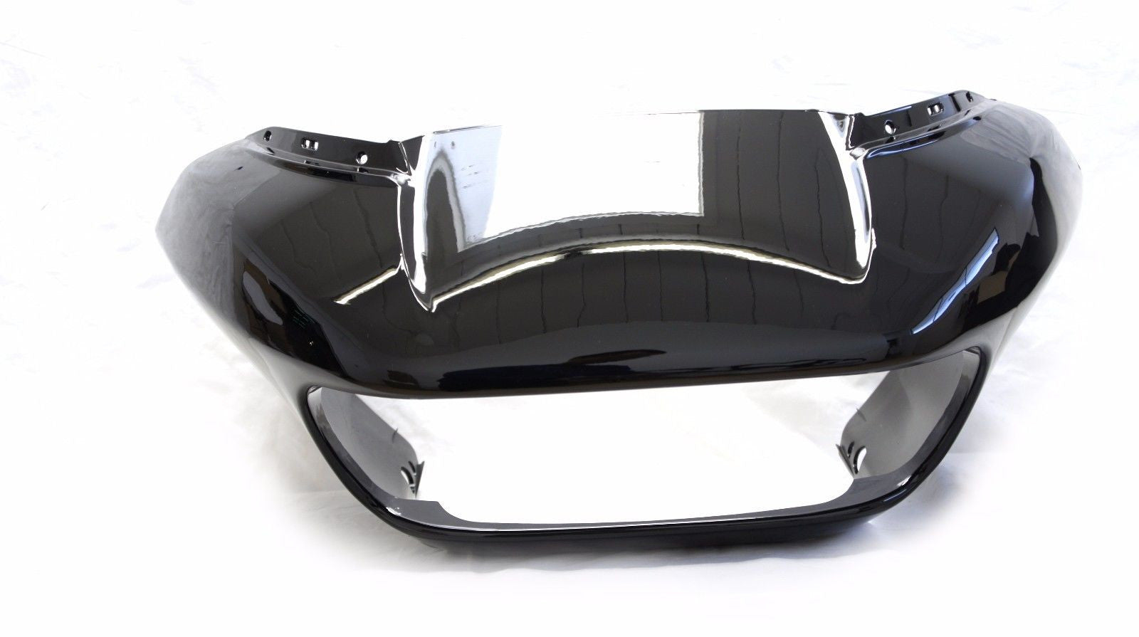 Mutazu Vivid Black Outer ABS Front Fairing for Harley Road Glide 2015-UP