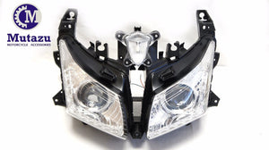 Premium Quality LED Headlight assembly for Yamaha TMax 530 TMAX530 2012-2014