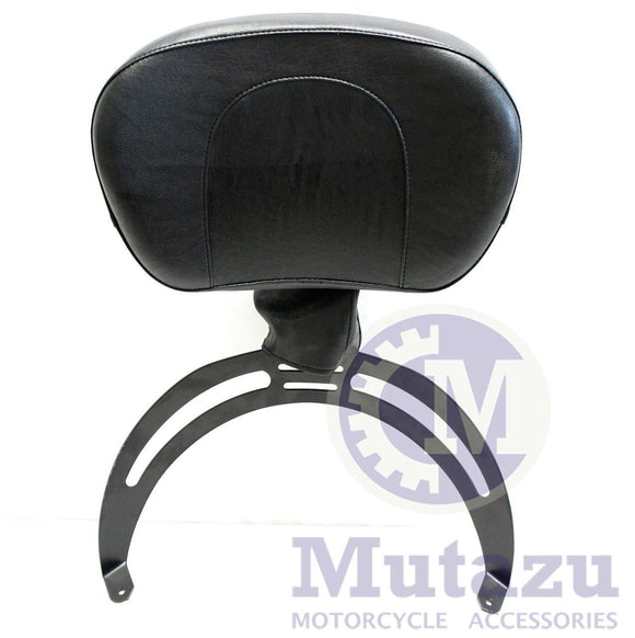 Mutazu Adjustable Height Folding Driver Rider Backrest for BMW K1200LT K1200 LT