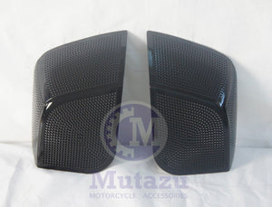 5x7 Speaker Lids - Black Grills 14-Up