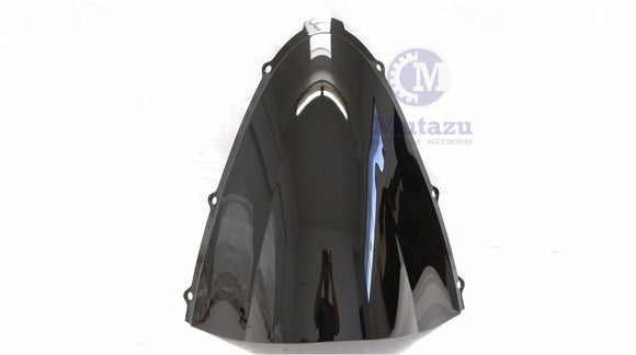 Mutazu Windshield WindScreen for KAWASAKI Ninja ZX14R 2006-2015