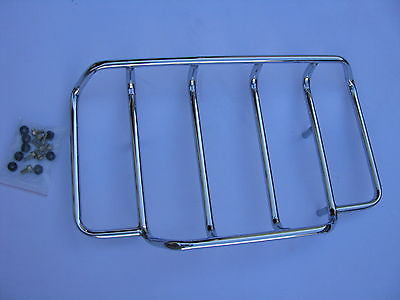 HD HARLEY TOUR PAK ROAD KING TOURING Rack Rail ELECTRA GLIDE ROAD STREET