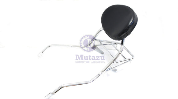 Sissy Bar Backrest & Luggage Rack for 91-03 Honda Nighthawk CB750