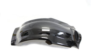 Dual Cut Out Extended Fender Overlay for 98-13 Harley Touring