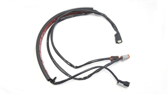 Mutazu Wiring Harness fit CVO Rear Fenders with LED for