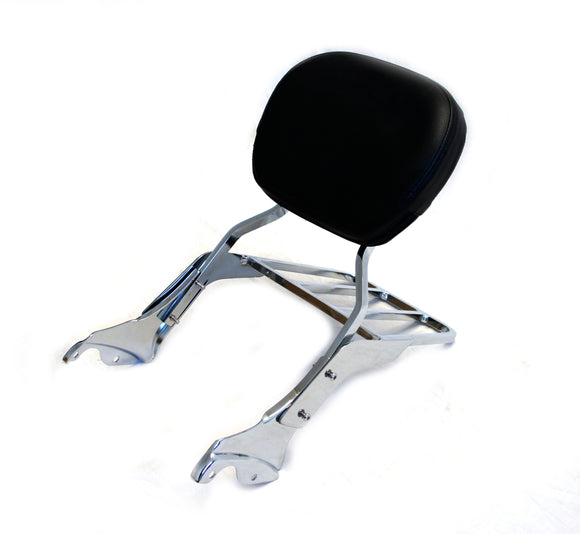 Sissy Bar Backrest & Luggage Rack for Honda Valkyrie GL 1500