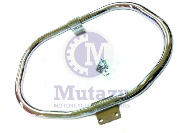 Mutazu Engine Guard Highway Crash Bar with Hardware for 04-10 Harley Sportster