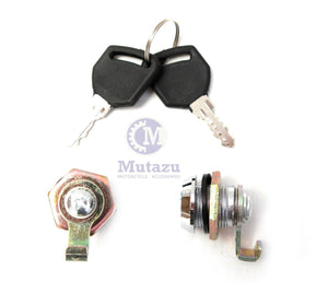 GA Saddlebags Replacement Lock Set