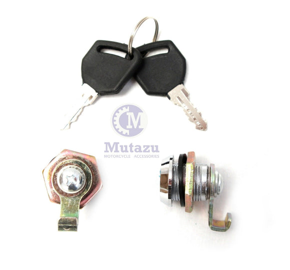 FY SADDLEBAGS REPLACEMENT LOCK SET