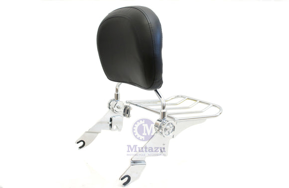 Detachable Adjustable Touring Sissy Bar for 2009 & UP