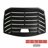 ABS Rear Window Shield Louver Shade Fits 2013-2018 Scion Frs Subaru Brz***