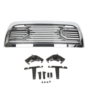 For 10-18 Dodge Ram 2500 3500 Big Horn Chrome Packaged Grille &Replacement Shell***
