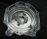 Mutazu Clear Plastic Engine Stator Cover See Through For Honda CBR1000RR CB1000R