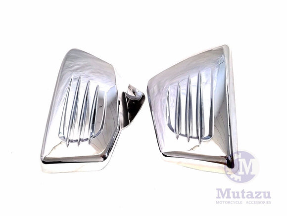 Chrome Side Covers for Honda ACE Tourer Sabre 1100 VT1100 VT1100C2