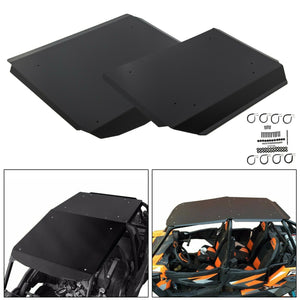 "1/4"" Hard Plastic RZR Roof Top XP4 XP 1000 4 TURBO 900 4 Seater Polaris 2014+..."
