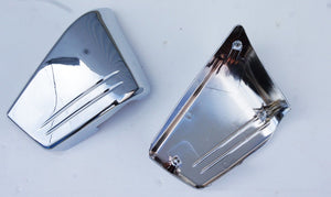 Chrome Side Covers for Honda VTX 1800C 2002-2008