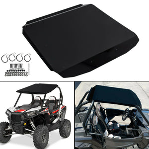 Tinted Polycarbonate Roof Top For 14-UP Polaris RZR XP 1000,TURBO, 900S,Trail XC...