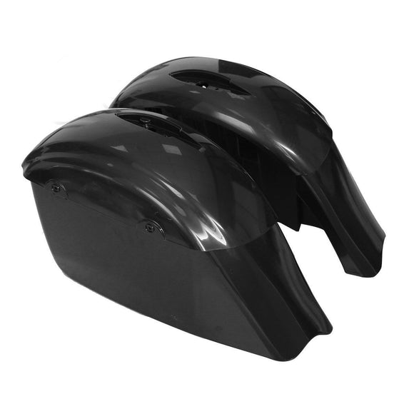 Unpainted Hard Saddlebags Saddle bag for 2014-2017 INDIAN Motorcycles Chieftan Roadmaster