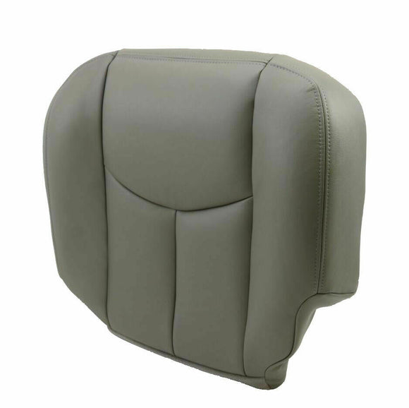 Driver Bottom Seat Cover For 2003 2004 2005 2006 Chevy Tahoe Suburban GMC Yukon***