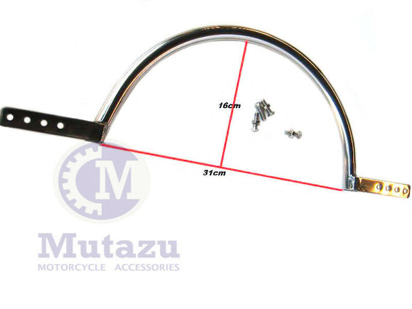 31 cm Stabilizer mounting brackets Arch Bar for Universal Hard Saddlebags