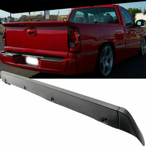 Fit for 07-14 Chevy SS Silverado Intimidator Tailgate Rear PU Wing Truck Spoiler***