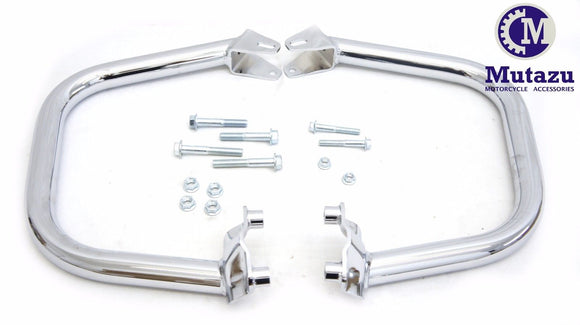 Chrome Engine Guard for Harley XG Street XG500 XG750 500 750