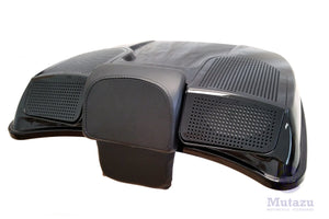 Dual 6x9 Speaker Lid for Harley H-D Tour Pak (2014 & Up)
