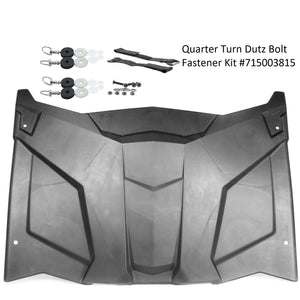Mutazu polypropylene Sport Roof for Can Am Maverick X3 & Hardware kit #715003815...
