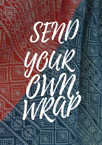 S.Y.O.W. (SEND YOUR OWN WRAP) SLOT