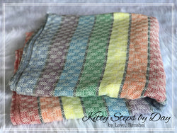 Woven Wrap: Kitty Steps By Day