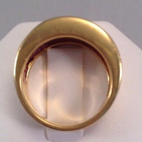 etched laurel products gold preadored ring bands band