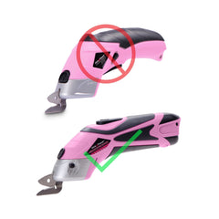 Pink Power PPO Paper & Fabric Blade for HG2043 Scissors
