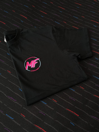 M-Fabrics Embroidered Logo Tee