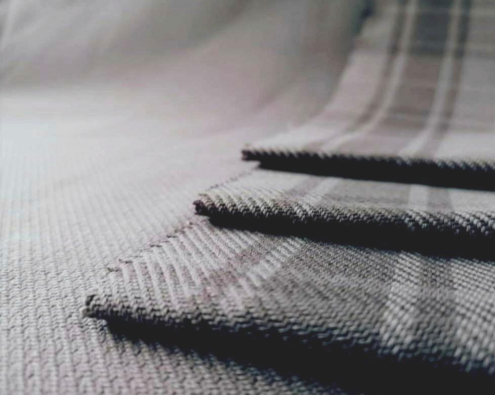 Silber (Silver) Bolster Fabric