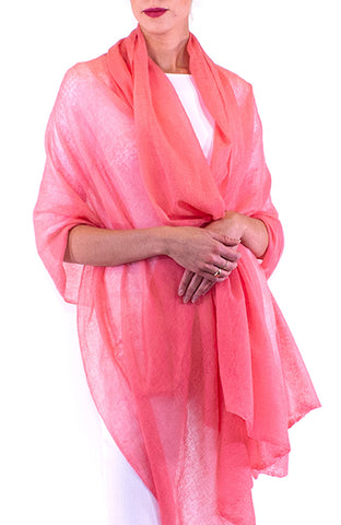 KAS Cashmere - Shell Pink