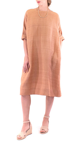 Annam - Dress - Rose Gold
