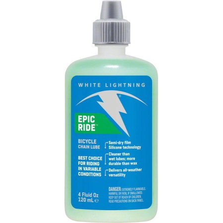 Epic Ride Chain Lube 4oz
