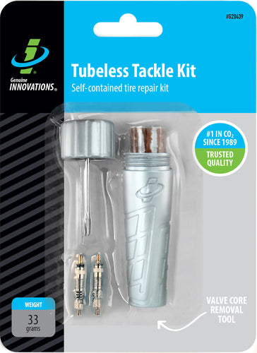 Tubeless Tackle Kit