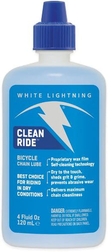 Clean Ride Wax Lube 4oz