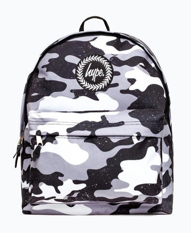 Speckle Camo Backpack