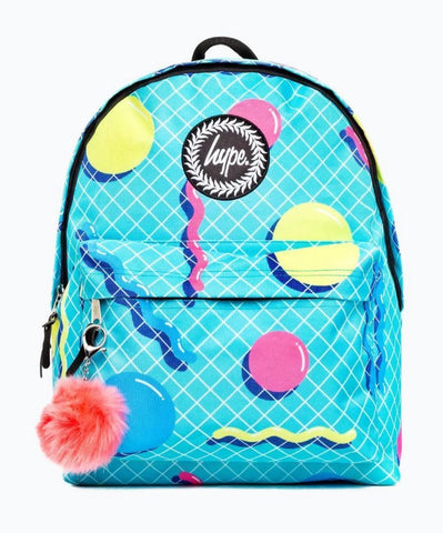 Retro Shapes Backpack