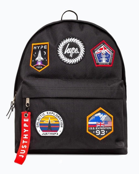 Space Badget Backpack
