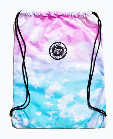 Cloud Fade Gymbag