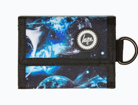 Blue Moons Wallet