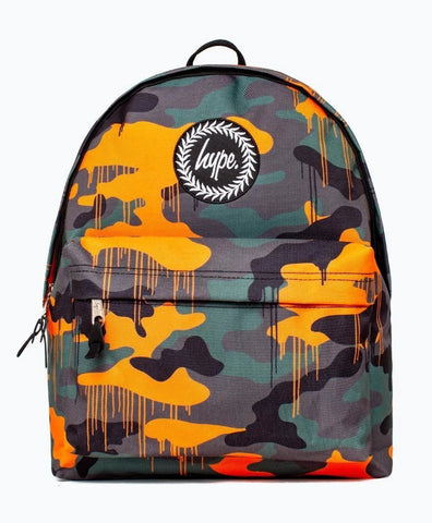 Camo Drips Backpack