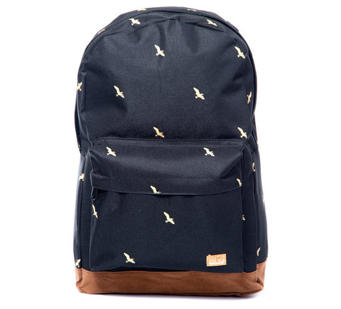 Bird Black Backpack