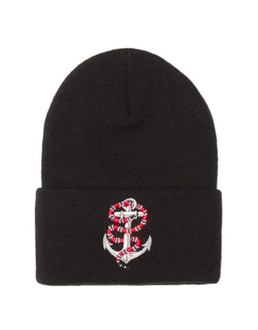 Anchored Beanie