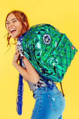 Disney Ariel Fin Backpack