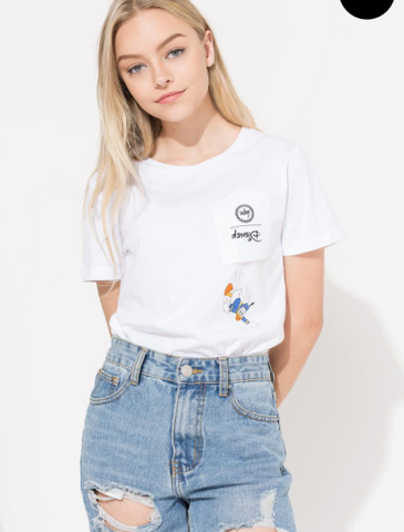 Disney Donald Pocket T-Shirt